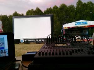 Filmvorführung Organisieren