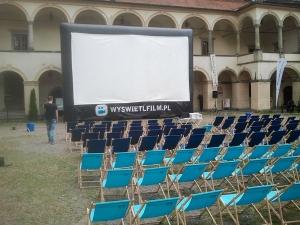 Location événement film